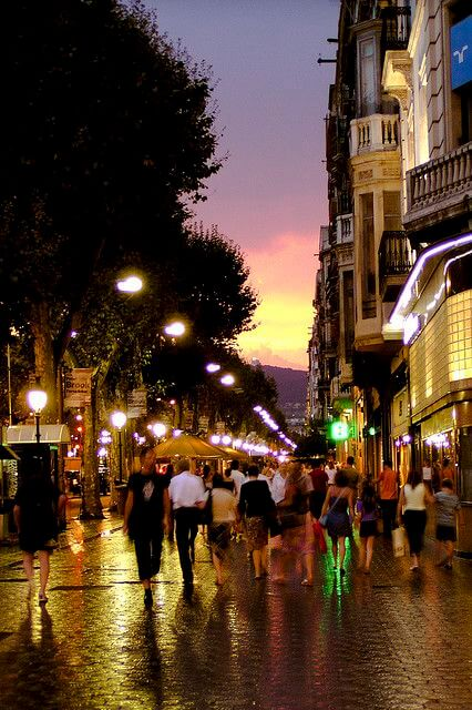 evening-streetscene
